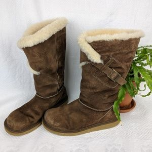 UGG Messenger Boot 5358 Chestnut 8